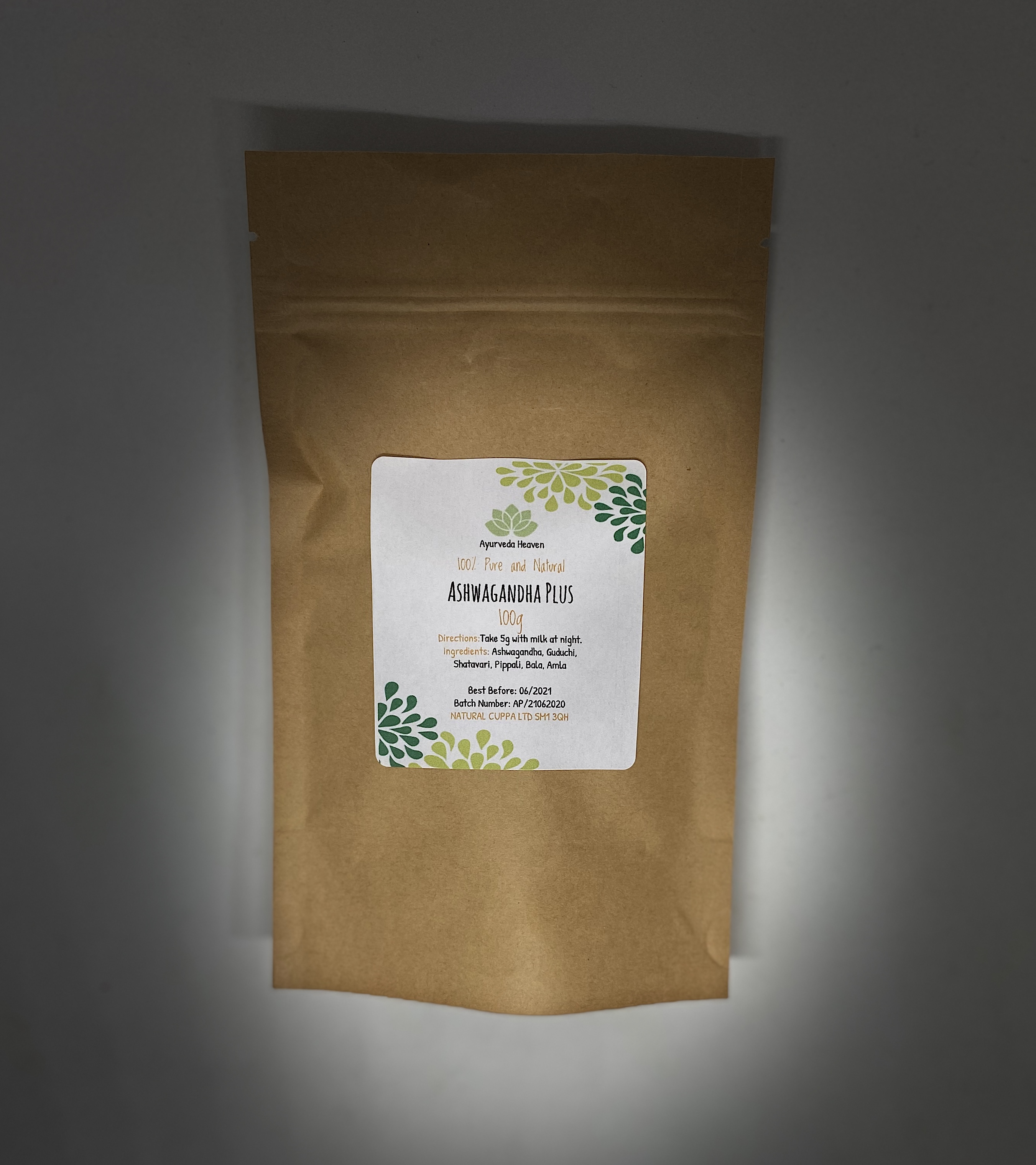 Ashwagandha Plus Powder